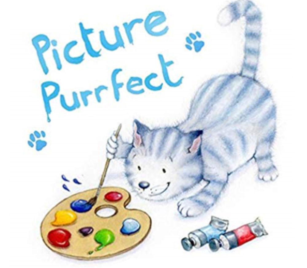 Picture Purrfect - Cover