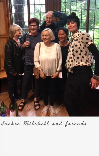 Jackie Mitchell and friends 2016