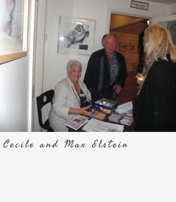 Cecile and Max Elstein